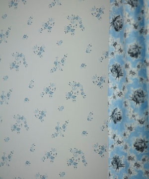 DESIGNERS GUILD GENTIAN WALLPAPER