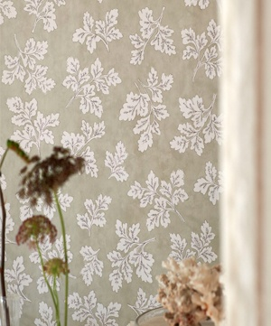 DESIGNERS GUILD MEADOW LEAF WALLPAPER