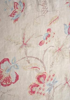 Borderline Fleurs De Provence Fabric