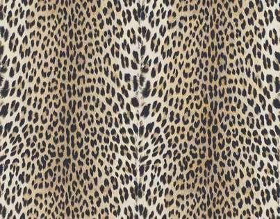 Buy Boussac Panthere Fabric Alexander Interiors Designer