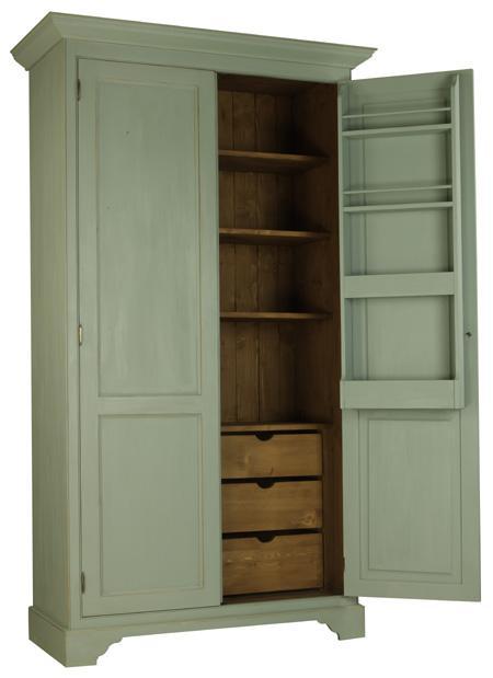 Free Standing Kitchen Larder Alexander Interiors Designer