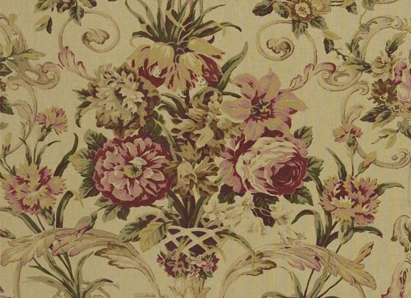 Ralph Lauren Guinevere Floral Fabric Alexander Interiors ...