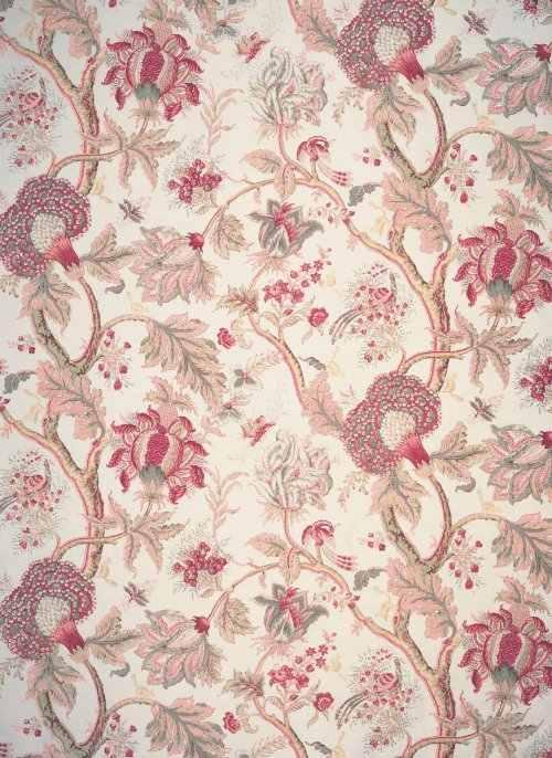 Buy Bennison Dragon Flower Fabric Online Alexander Interiors