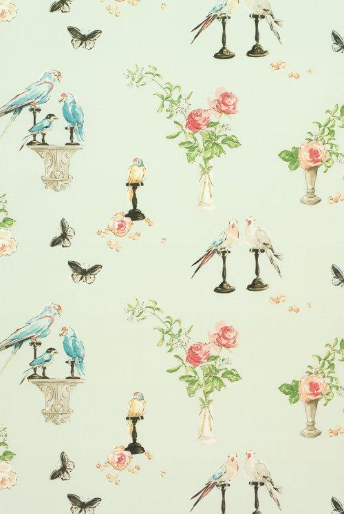 Buy Nina Campbell Perroquet Fabric Online Alexander Interiors