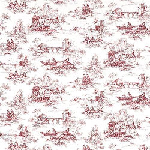 Thibaut Toile Portfolio Petite Toile Wallpaper Alexander