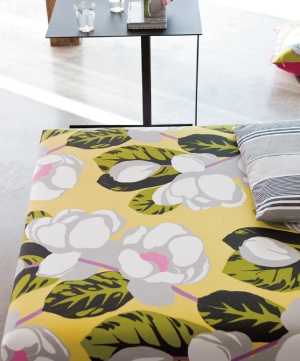 DESIGNERS GUILD FLAMINGO PARK FABRIC