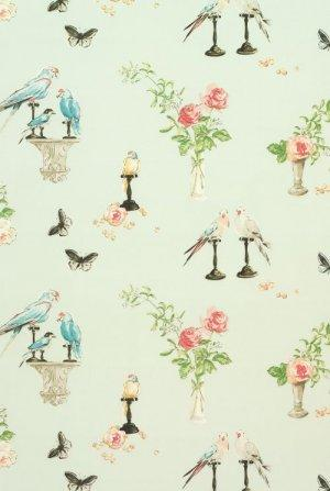 Nina Campbell Perroquet Fabric