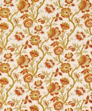 Bennison Pomegranate Fabric