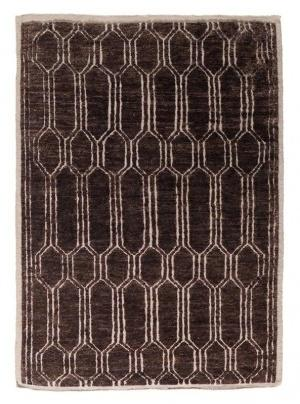 NOBILIS TANGIER RUG (DARK BROWN, 1.7 x 2.4)