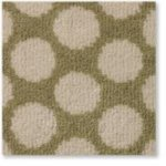 DOTTY LIME CARPET RUNNER