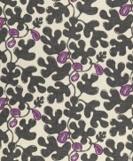Borderline Fig Fabric
