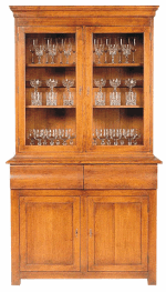 LOUIS PHILIPPE GLAZED BUFFET DRESSE