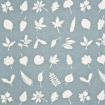 BAKER LIFESTYLE TUMBLING LEAVES FABRIC
