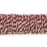 BAKER LIFESTYLE ROPE LOOP FRINGE TRIM