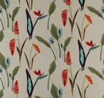Borderline Phoenix Fabric