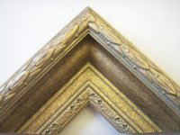 4'' RP  PLAIN CR 35 PICTURE FRAME