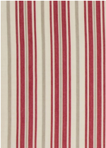 BAKER LIFESTYLE MORRELL STRIPE FABRIC