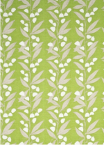 BAKER LIFESTYLE BELL FLOWER FABRIC