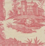 Borderline Albertine Fabric