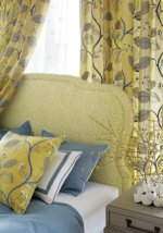Anna French Aria Celia Vine Woven Fabric