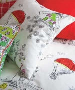 DESIGNERS GUILD KIDS MEADOWSWEET FABRIC