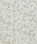Bennison Christmas Roses Fabric