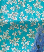 DESIGNERS GUILD MEADOW LEAF FABRIC