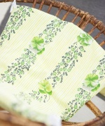 DESIGNERS GUILD PANSY STRIPE FABRIC