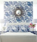 Thibaut Tea House Cut Paper Wallpaper