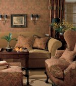 Thibaut Residence Frotolla Wallpaper
