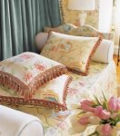 Thibaut Tea House Lanterns Wallpaper
