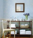 Thibaut Serendipity Queen Anne''s Lace Wallpaper