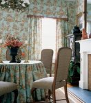 Thibaut Tea House Tea House Wallpaper