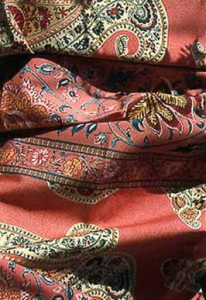 Borderline Udaipur Fabric