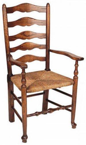 LINCOLN LADDER BACK CHAIR