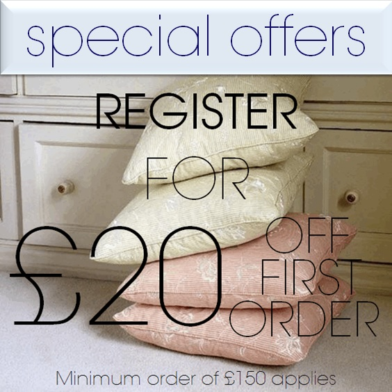 Special Offers on home decor from Alexander Interiors